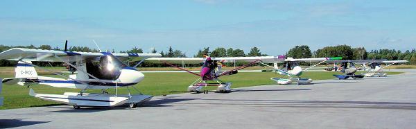 Advanced Ultralight Aircraft Challenger National Ultralight