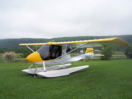 Advanced Ultralight Aircraft - Challenger - National