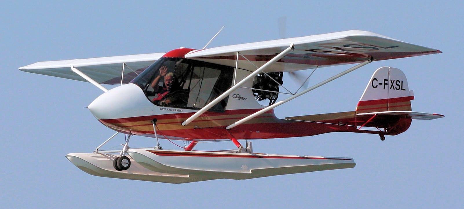 Challenger advanced ultralight light sport aircraft national ultralight canada quad city u s